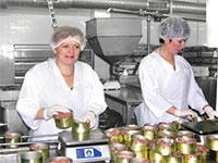 Работники на производстве