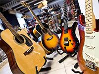 Открываем музыкальный магазин