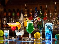 Продажа напитков